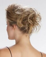 Flounce Wrap Around Hair Piece Elastic Band Tony Of Beverly