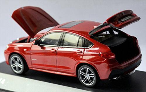 BMW x4 f26 SUV 2014-18 Melbourne Rouge Red Metallic 1:43 Herpa
