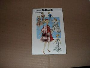 463 Young At Heart Doll Pattern  NEW Pick Your Size