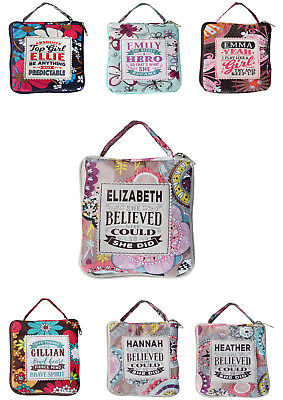 Diana Ladies Personalised Shopping Bag Tote can amend to ANY NAME Shopper