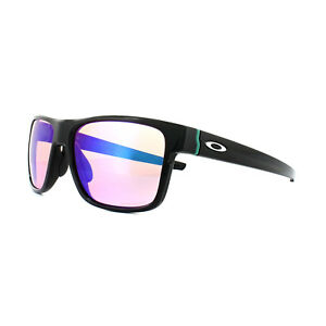 dc7cc0ceff Image is loading Oakley-Sunglasses-Crossrange -OO9361-04-Polished-Black-Prizm-