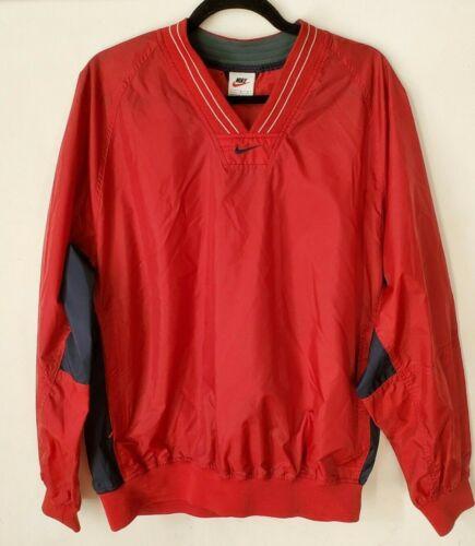 Vintage 1990s Nike White Tag Pullover Windbreaker