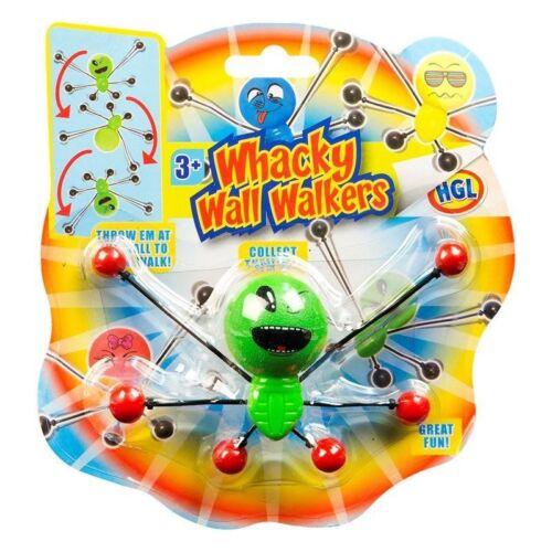 un regalo di Natale 1x Muro Walker appiccicoso giocattolo gioco divertente per bambini