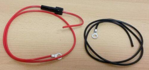 Jhead Kabel Sicherung RepRap 3D Drucker Heizbett Heatbed cable MK2 MK3 wire fuse