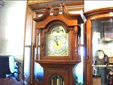Clock Repair DVD Video - Emperor Grandfather Clock with Jauch 77 574