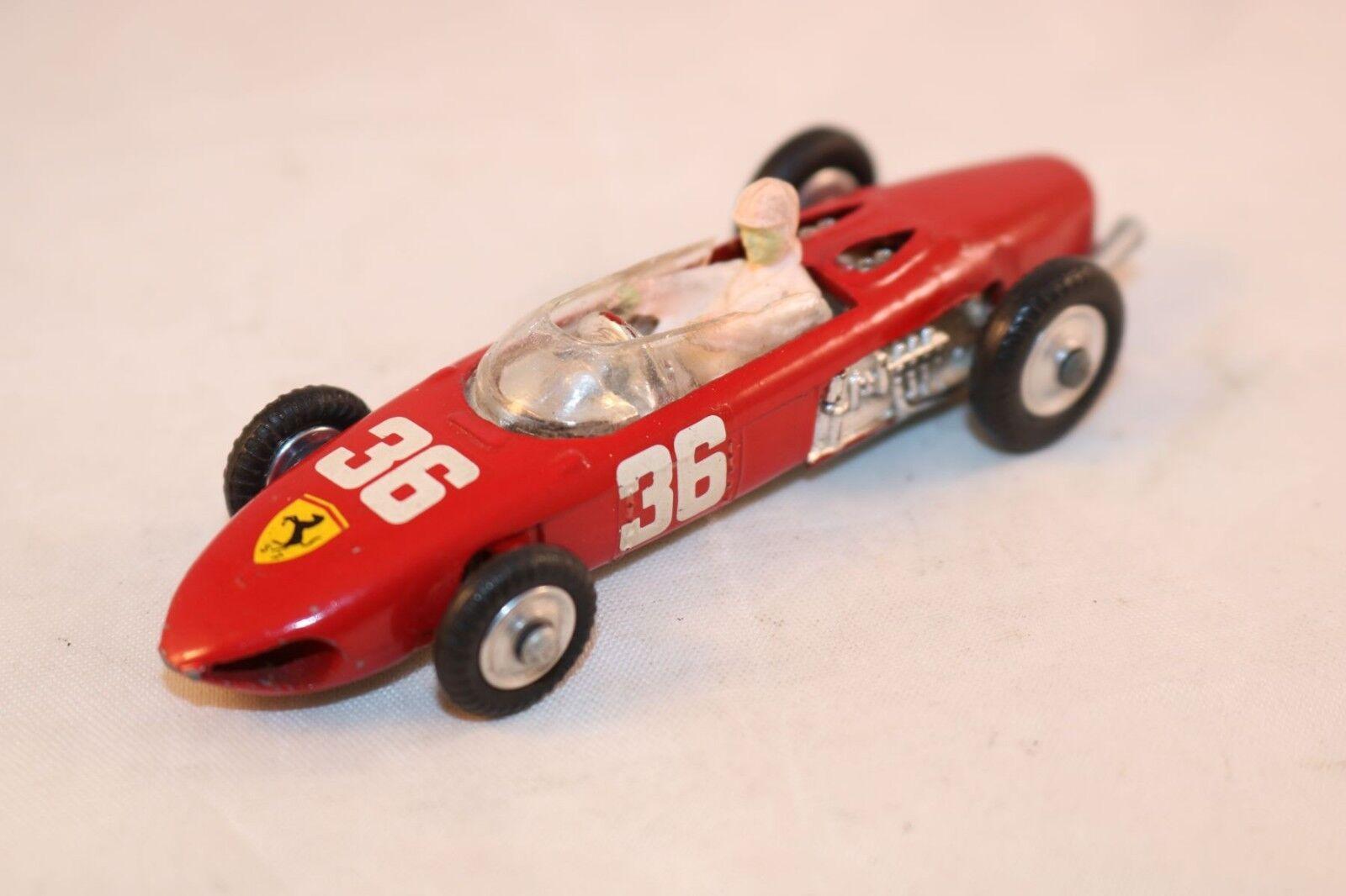 Corgi Toys 154 Ferrari Formula 1 Grand Prix very very very near mint ff5a98