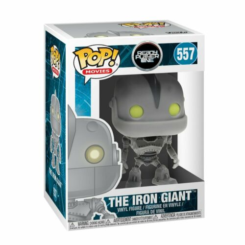 Ready Player One-Iron Giant Funko POP Personnage