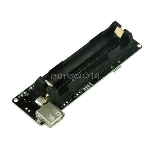 ESP32 WiFi Bluetooth WEMOS 18650 Battery Shield Cable Development Tool AP STA