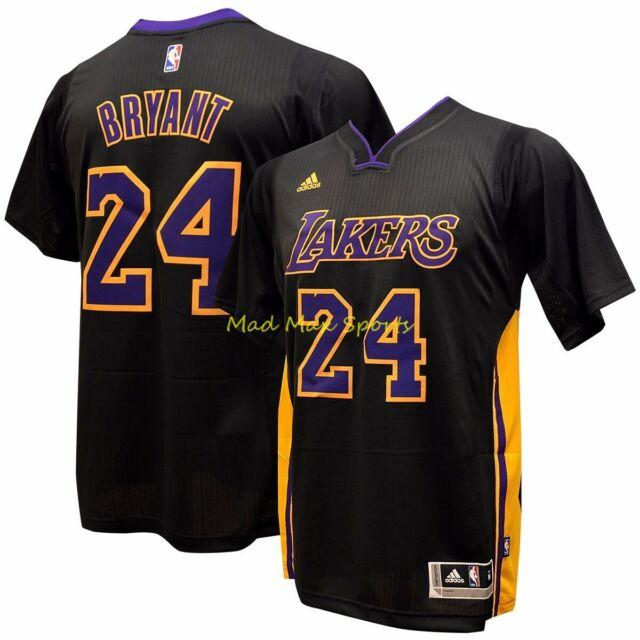 adidas Kobe Bryant La Lakers NBA Swingman Jersey Mens Size Small ...