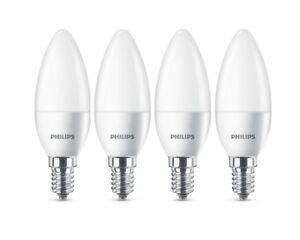 4-x-Philips-LED-B35-E14-Kerze-5-5W-2700K-warmweiss-wie-40W