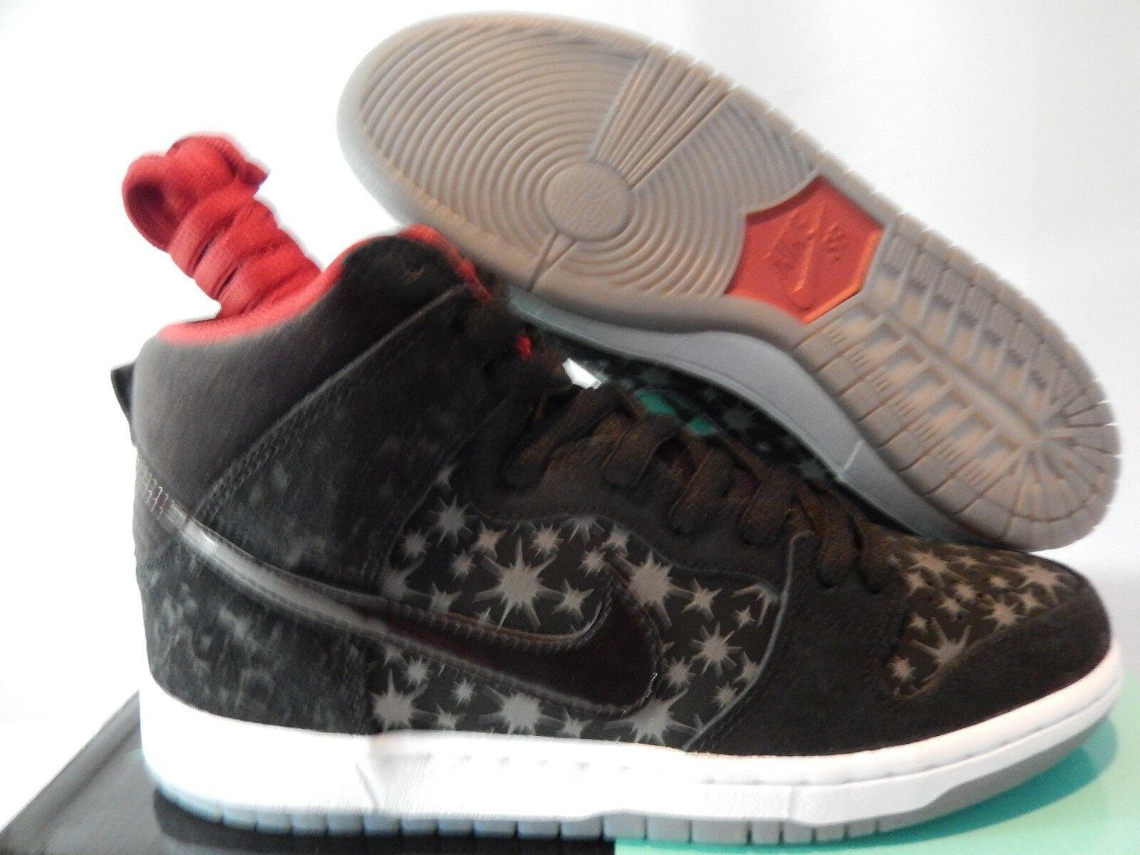 NIKE DUNK HIGH PREMIUM SB BROOKLYN PROJECTS SZ 11.5 RARE!! [313171-025]