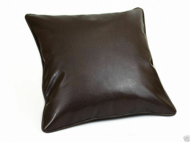 Genuine Soft Lambskin Pure Leather Pillow Cover Cushion Cover Home Decor Al Size