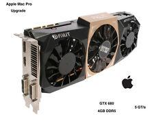 Apple Mac Pro Nvidia GTX680 4GB GDDR5 Graphics Card Upgrade.