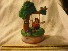 """Enesco Disney """"Once Upon A Dream"""" Mickey & Minnie Multi-Action Music Box"""