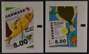 Denemarken-2016-Nordic-eten-vissen-postfris-mnh