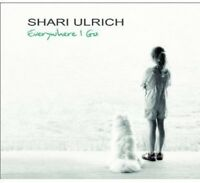 Shari Ulrich - Everywhere I Go [new Cd] on Sale