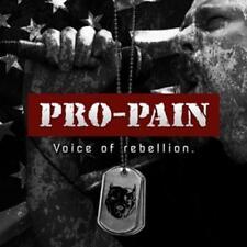 Pro-Pain - Voice of Rebellion - CD NEU