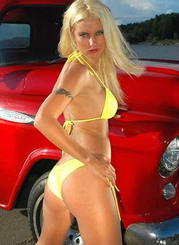 comprar ahora 1 Ford Recolección Sport Truck 1950s 1950s 1950s Vintage Metal F T a carrusel Rojo Coche 18 carrera  mejor moda