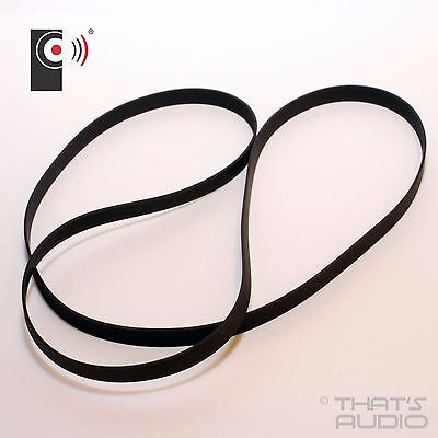 fits numark replacement record player turntable belt ttusb thats audio ebay. Black Bedroom Furniture Sets. Home Design Ideas