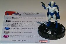 MARVEL HEROCLIX CIVIL WAR OP UNCOMMON PLUNDERER 038 SAVAGE LAND SCIENTIST PIRATE