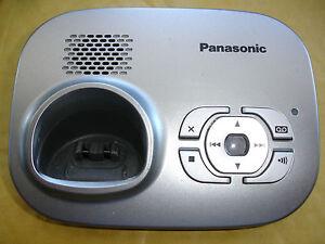 panasonic kx tg7321 kx tg7322 kx tg7323 main charger kx tg7321e rh ebay com au Panasonic Kx Phone Manual panasonic kx tg7641 manual pdf