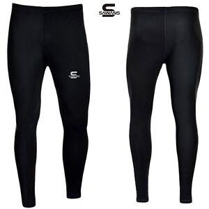 SAWANS-Compression-Gym-Sports-Mens-Base-Layer-Tights-Running-Bottoms-Under-Gear