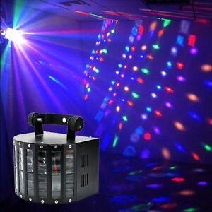 Stage disco lights