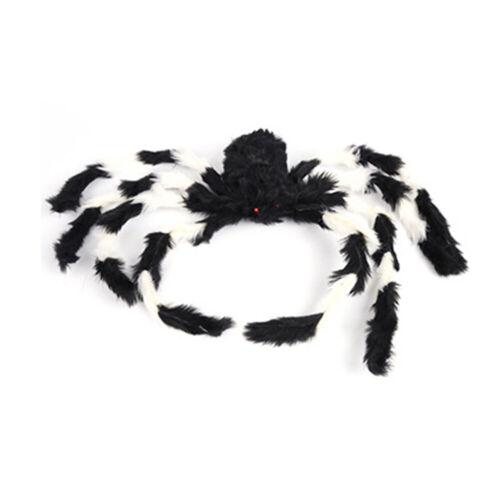 Halloween Fake Spider Decorative Props Simulation Plush Spider 75CM