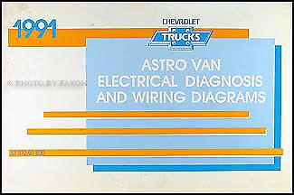 1991 chevy g van sportvan wiring diagram g10 g20 g30 sportvan chevrolet |  ebay  ebay