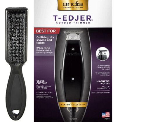 Andis T-Edjer Black Trimmer 15430 AEE Warranty Barber Hair-Cut Edgers NIB