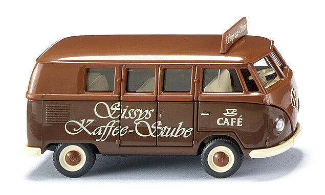 Wiking 1 87 h0 078808-vw t1 (TYPE 2) Bus sissys Café-chambrées avec marque article neuf