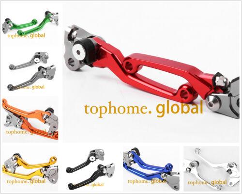 For Honda CR125R//250R 2004-2007 Pivot Clutch Brake Levers CRF250R//450R 2004-2006