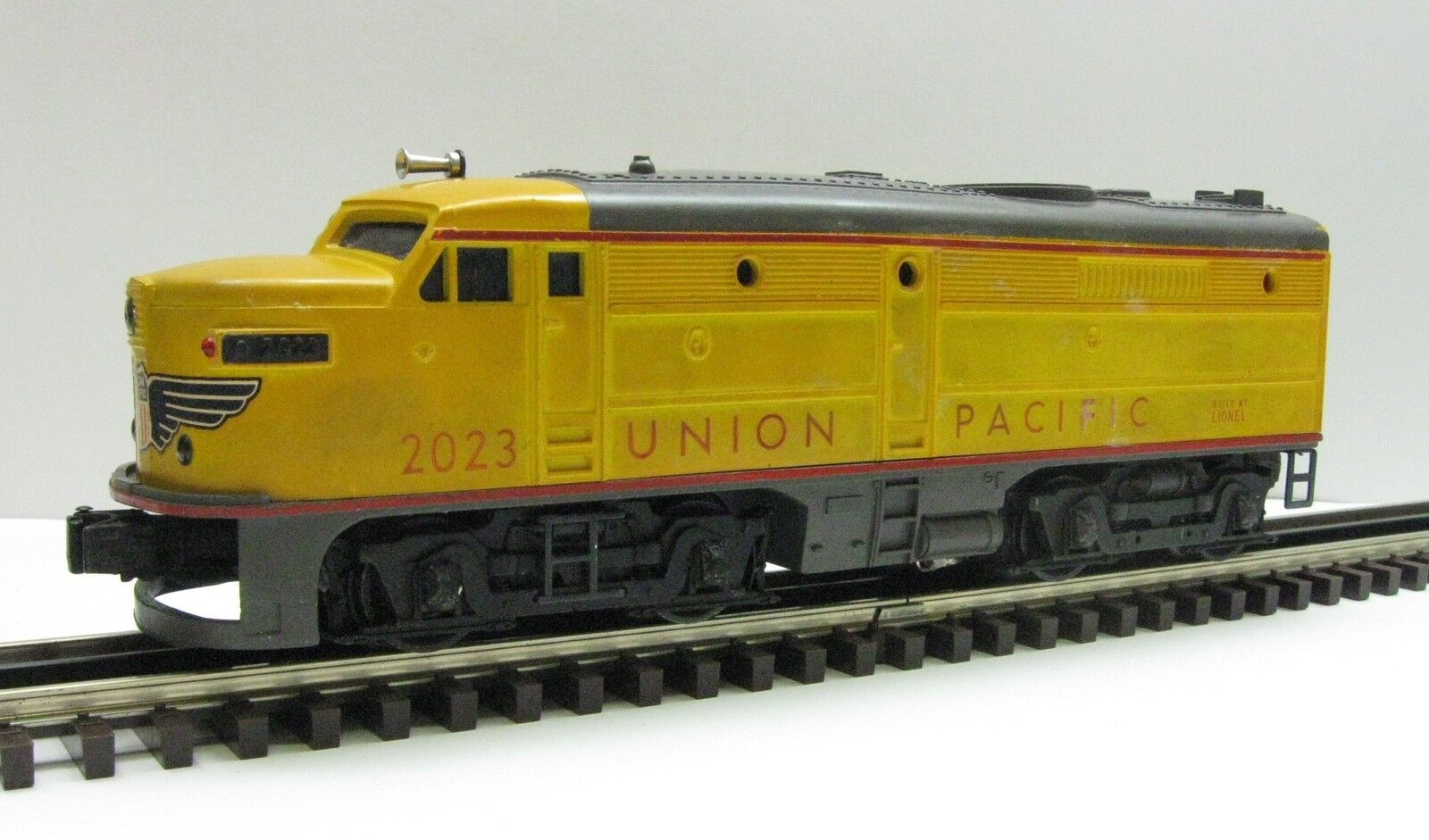 Lionel 2023 Alco AA Union Pacific Powered Diesel and Dummy