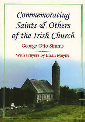 (Very Good)-Commemorating Saints and Others of the Irish Church (Paperback)-Simm