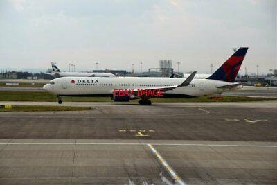 Inventive Photo Delta Airways Boeing 767-300 Er N178dz At Heathrow Airport To Invigorate Health Effectively