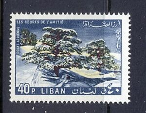 Liban-liban Neuf Sans Charnière Sc # C438 Cèdres De L'amitié