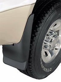 Husky Liners Molded Mud Guards Flaps Set of 2 Rear Guards Easy Install