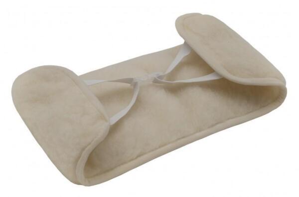 100% Merino Wool Cintura / Riscaldamento Cinture, Scalda Schiena Supporto Renale Piacevole Nel Dopo-Gusto