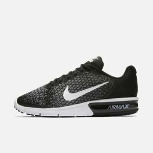 Nike Air Max Sequent 2 Hombre Running Zapatos Pure