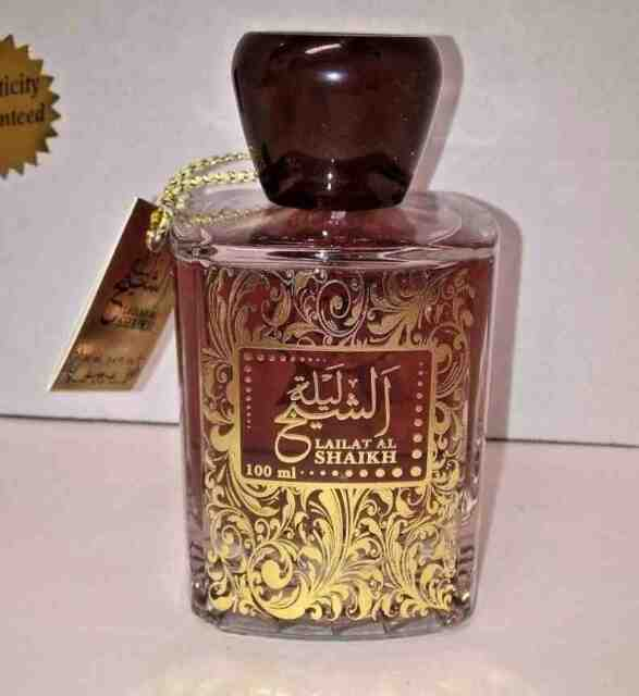 Lailat al Shaikh 100ml Light Spicy