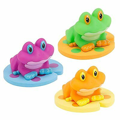 Pack Of 3 Sassy By The Sea Twinkling Tree Frogs