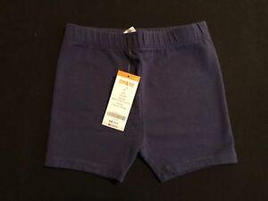 NWT Gymboree Navy Blue Biker Shorts Toddler or kid Girls Many sizes