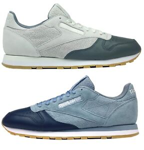 b84b1441980 Reebok Classic Leather LS NEW Men s Casual Shoes Sneakers Multiple ...