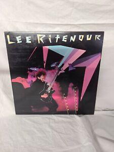 """LEE RITENOUR """"BANDED TOGETHER"""" 12"""" 33RPM vinyl LP ELEKTRA 1984 JAZZ"""