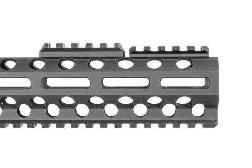 Arisaka Defense Low Profile Picatinny Rail M-Lok /& KeyMod 5//3 Slot Pic Mount