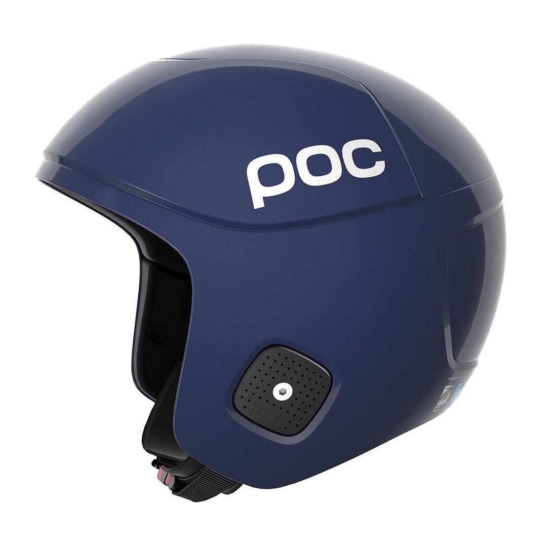 POC Skull Orbic X SPIN Helmet  Lead bluee
