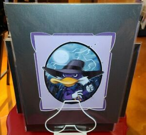 New-Disney-Parks-WonderGround-Darkwing-Duck-Chris-Uminga-Print-14x18-034