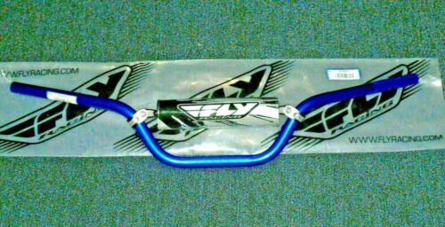 SUZUKI LT250R 250 QUAD RACER,LT500R QUADZILLA 500 BLUE ALUMINUM FLY HANDLEBARS