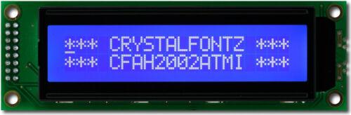 weiß backlight für Arduino blau Charakter LCD Modul Display 20x2 Zeichen,2002