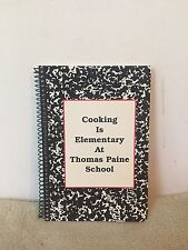 Cooking Is Elementary At Thomas Paine School